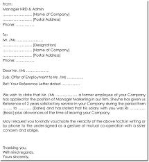 How To Request Employment Verification Letter From Employer Sample Employment Verification Request Letters Replies