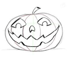 pumpkin drawing. full size of coloring page:alluring how to draw pumpkin drawing faces 11 page large t
