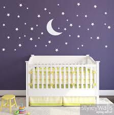 staroon wall decal stars wall