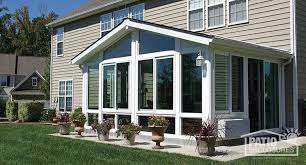 a sunroom vs room addition