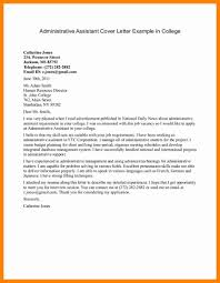 8 Sample Cover Letter Admin Assistant Sap Appeal