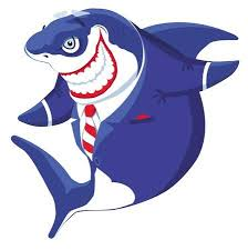 smiling shark clipart. Beautiful Smiling Cartoon Smiling Shark In The Suit Illustration Stock Vector  11141310 Throughout Smiling Shark Clipart A