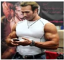 star and entrepreneur mike o hearn continues to be around for many years and is continuing to going powerful exactly like his workout routines