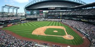Safeco Field Seating Map Waribic Co