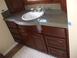 undermount bathroom sink round. Round Skylight Interesting Bathroom Decoration Ideas With Vanity Design : Cute Walnut Wood Undermount Sink U