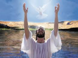 Image result for jesus baptism