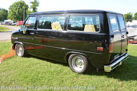 BangShift.com Would You Drive It? A Chevy Van That We Give A ...