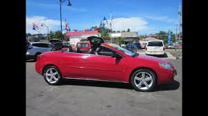 2006 PONTIAC G6 GTP CONVERTIBLE SOLD!! - YouTube