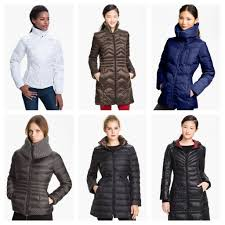 andrew marc winter puffer coats jackets for women