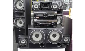 sony sound system. sony stereo system str km7600 sound t