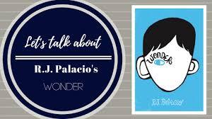 a wonder book review wonder by r j palacio