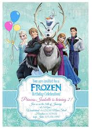 make your own frozen invitations frozen birthday invitations frozen birthday invitations by setting