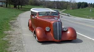 1936 Chevrolet Coupe Steel Classic Muscle Cars for sale in MI ...