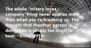Misery Loves Company Quotes Mesmerizing 48 Best Misery Quotes And Sayings