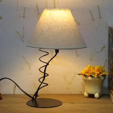 2 Pack Art Decor Table Lamp E14 Holder Led Bulb Desk Lampsbedside