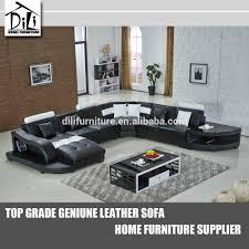U Shaped Couch Living Room Furniture U Shaped Leather Sofa U Shaped Leather Sofa Suppliers And