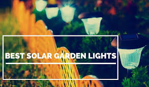solar garden lights reviews uk