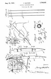 tattoo machine wiring diagram tattoo image wiring history of the electric tattoo machine northeast tattoo on tattoo machine wiring diagram