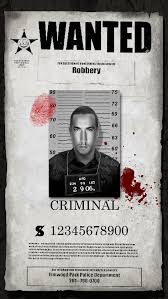 Criminal Wanted Poster Mesmerizing IWANTED PRO Most Wanted Poster Editor Reward Hunt By Liang Bill