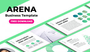 Modern Powerpoint Template Free Ppt Business Template Free