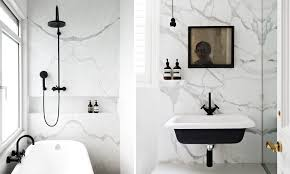 rsz marble and black taps bathroom trend 2016