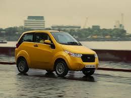 new car launches zigwheelsMahindra e2o Indian Electric Car to Break Cover in UK  ZigWheels