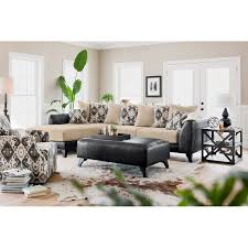Value City Furniture Living Room Gotham 2 Pc Sectional Reverse Value City Furniture Living