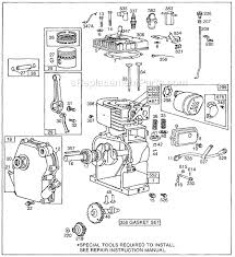 similiar 11 hp briggs parts diagram keywords hp briggs and stratton parts diagram furthermore briggs and stratton