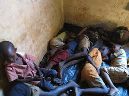 Image result for images of orphans sleeping