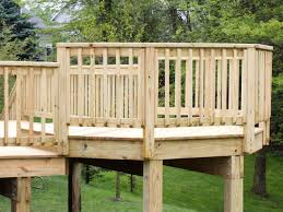 decorative deck railings. stylish wood deck railing designs decorative railings