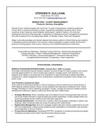 Marketing Resume Skills Adorable Resume Unique Resume Examples Ideas Email Marketing Letter