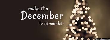 make it december to remember timeline cover facebook cover