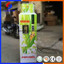 Popcorn Vending Machine For Sale Enchanting China Popcorn Vending Machine For Sale China Popcorn Supplies