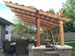 build covered patio attached to house