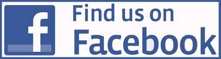 Image result for find us on facebook logo