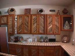 sw kitchen cabinets with saguaro rib cactus doors saguaro ribs are in a herring bone