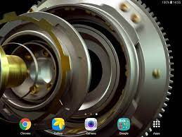 Gear 4K Live Wallpaper for Android ...