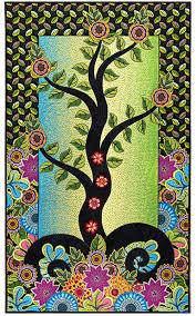 Tree of Life Quilt - Free Quilt Pattern & Free Quilt Pattern - Tree of Life Quilt Adamdwight.com