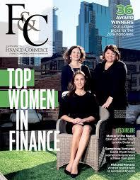 Finance & Commerce's Top Women in Finance of 2019 – Finance & Commerce