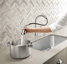Restaurant Kitchen Faucets When Its Time For A New Kitchen Faucet I Turn To Kohler