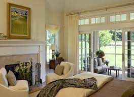 french doors patio curtains and elegant sliding french doors home interior design farmhouse bedroom 13