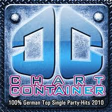 Chart Container 100 German Top Single Party Hits 2010 By
