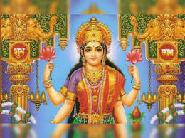 lotus grows in dirt and mud then why goddess laxmi likes it - I am Gujarat
