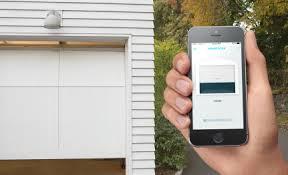iphone garage door opener7 Best Smart Wifi Garage Door Openers for 2017  Faveable