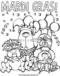 Small Picture Mardi Gras Hat Coloring Pages GetColoringPagescom