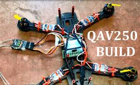 qav fpv quadcopter build mystery a esc emax kv mystery 12a esc emax 1806 2280kv motors kk2