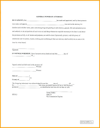 Power Of Attorney Revocation Form Document Template Letter Uk ...