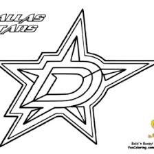 Small Picture Dallas Stars Coloring Page Kids Drawing And Coloring Pages