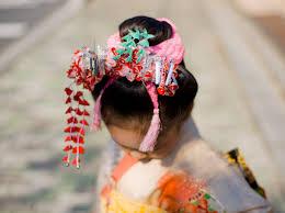 七五三髪型 女の子男の子別日本髪からオシャレ個性的ヘアまでall