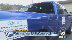 GoShare App Helps You Find A Truck - YouTube